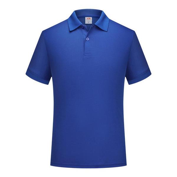 翻领T恤定制POLO衫定制文化衫定做企业工作服团队建设文化衫